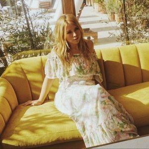🌸🌿 DREAMY Vintage Maxi Dress 🌿🌸